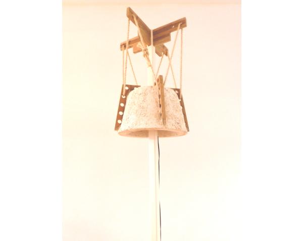 Lamp 'de Klok' van Hennep & Kalk