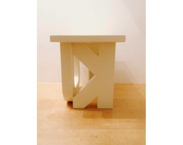 a Dutch kut stool